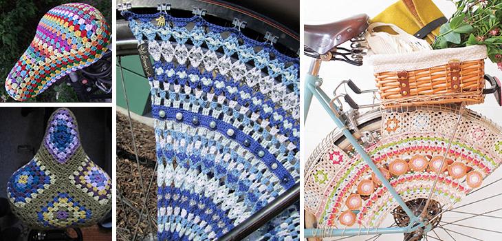 yarn on bikes