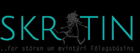 Skrítin … Retina Logo